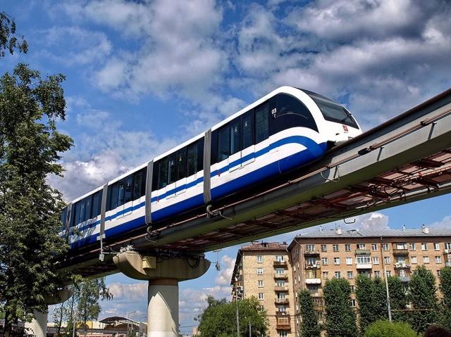 «Мортон» возведет монорельс от новостройки в Видном до столицы