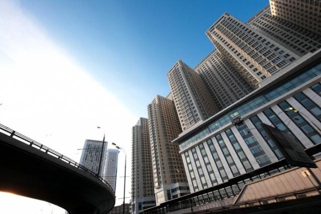 Объем ввода новостроек столицы за год подрос втрое