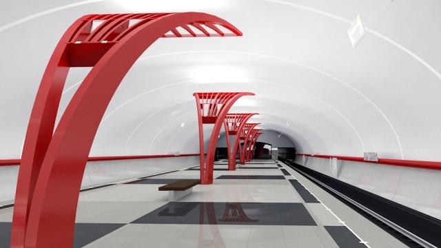 Новая станция Бутовской линии метрополитена появится в Ясенево